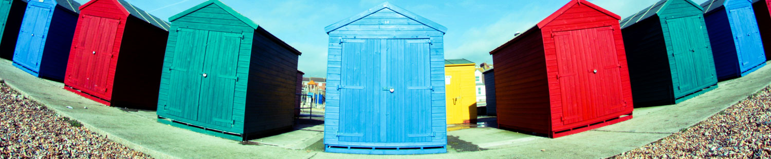 Hastings Beach Huts