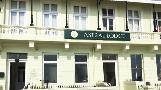Astral Lodge Hastings