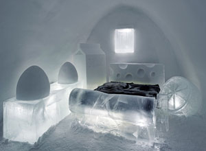 Ice Hotel Sweden | English for Less
