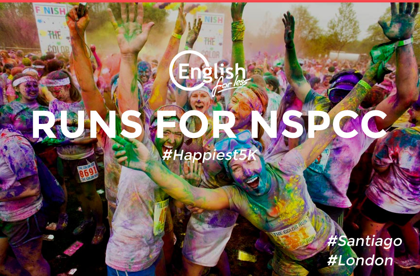 NSPCC - The Color Run